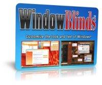 WindowBlinds 7.3 - меняет темы оформления