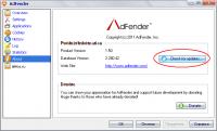 AdFender – программа для удаления рекламы в интернете