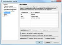 Punto Switcher – программа для автоматической смены раскладки