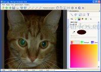 Pet Eye Fix Guide - поможет убрать красные глаза с фотографий