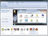 IconPackager - программа для изменения иконок и курсоров Windows