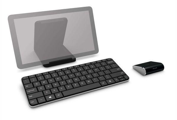 ��������� ���������� Wedge Mobile Keyboard � ��������� ���� Wedge Touch Mouse �� Microsoft