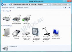 Печать в Windows 8 и новое поколение драйверов