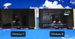 Кто быстрее Windows 7 или Windows 8