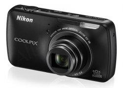 Nikon Coolpix S800c - первый фотоаппарат на Android