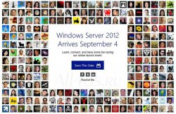 Windows Server 2012 доступен для скачивания
