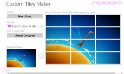 Размещаем свое фото на стартовом экране Windows 8