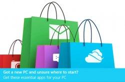 Магазин Windows 8 будет иметь 100000 приложений