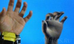Microsoft создает виртуальную руку