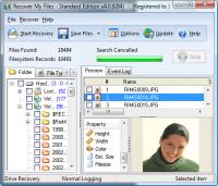 Recover My Files 4.9.4.1343 - восстановит удаленные файлы