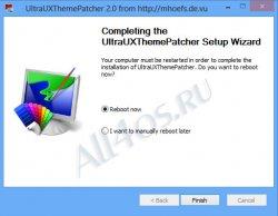 Как установить свои темы в Windows 8