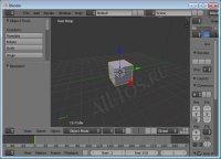 Blender - программа моделирования графики