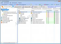 AnVir Task Manager - монитор запущенных процессов