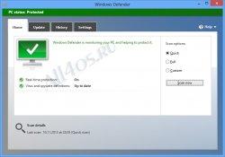Windows 8 защитит компьютер от 85% вирусов