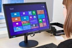 Tobii объявляет о выпуске устройства для управления Windows 8 с помощью взгляда