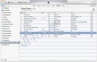 iTunes - мультимедийный проигрыватель от Apple