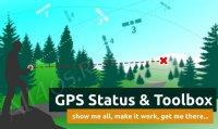 GPS status для Android