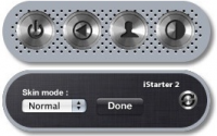 iStarter - гаджет для управления питанием Mac OS X