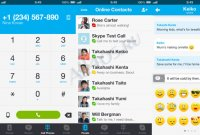 Skype для iPhone, iPad, iPod
