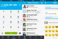Skype для iPhone, iPad, iPod