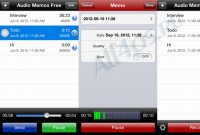 Audio Memos Free - The Voice Recorder для iPhone, iPad, iPod