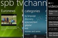 SPB TV - просмотрщик телеканалов на Windows Phone