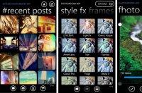 Fhotoroom - бесплатный фоторедактор для Windows Phone