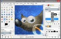 GIMP - бесплатный аналог Photoshop