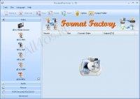 FormatFactory - конвертер аудио и видео файлов