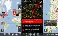 gMaps - карты Google Maps для Windows Phone