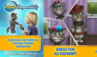 Talking Tom Cat - говорящий кот для iPhone, iPad, iPod