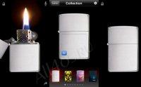 Virtual Zippo Lighter - виртуальная зажигалка Zippo для iPhone, iPad, iPod