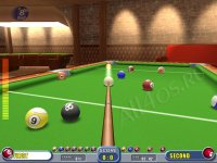 Real Pool -  Настоящий Бильярд для компьютера