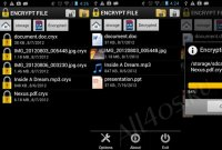 Encrypt File Free ��� Android
