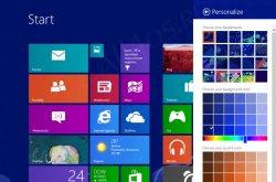 В cети появилась первая версия Windows Blue