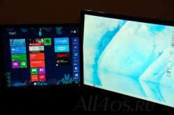 Windows 8 занимает 3,3% рынка настольных ОС