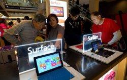 Microsoft готовит 7-дюймовую версию планшета
