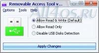 Ratool - программа для блокирования USB флешек