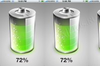 Battery Life - уровень заряда батареи для iPhone, iPad, iPod