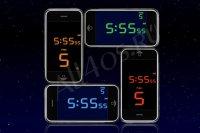 goodNite Lite - часы с функцией будильника для iPhone, iPad, iPod