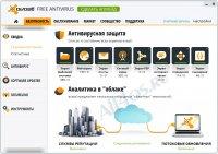 Бесплатный антивирус Avast. Скачать avast! Free Antivirus 8.0.1489