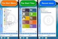 8StartButton - программа для возвращения кнопки и меню Пуск в Windows 8