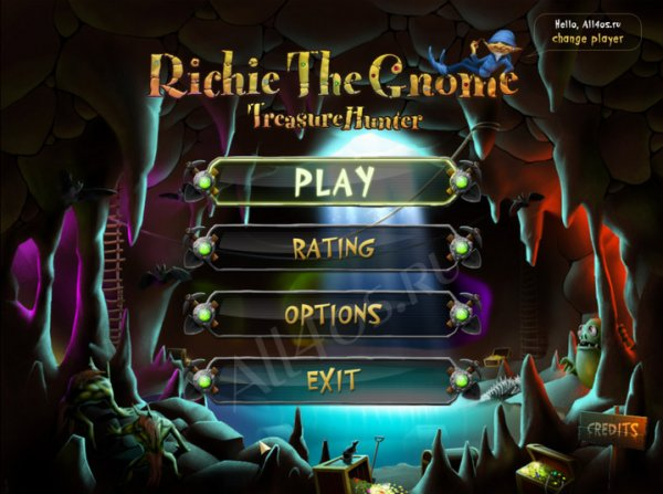 Richie the Gnome: Ice Cave Treasures - ����-������ �� ����� ��������