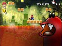 New Super Mario Forever - новый Супер Марио