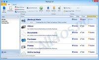 FBackup - программа для создания бэкапов