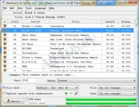 Medieval CUE Splitter - программа для нарезки музыки