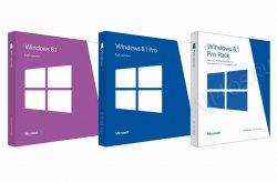 Опубликованы официальные цены на Windows 8.1