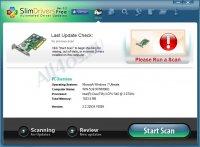 SlimDrivers - программа для обновления драйверов