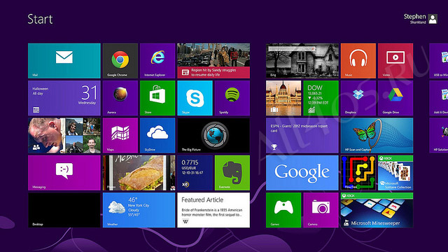 Пробная версия Windows 8.1 Enterprise RTM на 90 дней