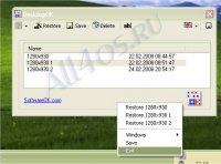 DesktopOK - программа для восстановления иконок на рабочем столе